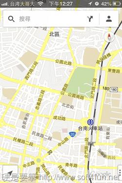 Google Maps for iOS App 正式推出,詳細測試一手報導! 2012-12-13-12.27.30