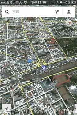Google Maps for iOS App 正式推出,詳細測試一手報導! 2012-12-13-12.30.49