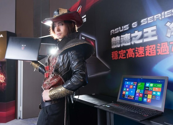 華碩推出 ROG 電競筆電 G501/GL552,72小時滿載運轉沒問題 ROG_2