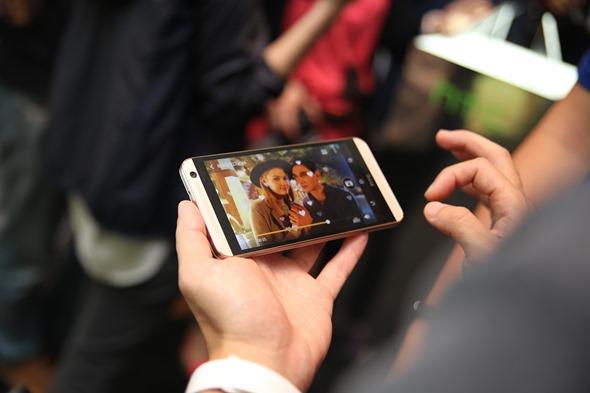 HTC One E9+ 發表!5.5吋2K螢幕搭載杜比5.1環場音效技術重磅登場 IMG_8506