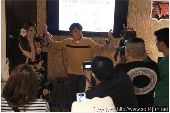 日韓大榜遊戲《武俠Q傳》、《你好英雄》 東西大對決 部落客活動花絮 clip_image020