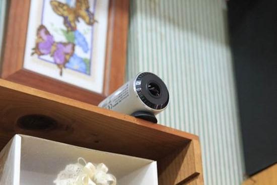 MSI SomeThings PANOCAM全景無線攝影機評測,支援縮時攝影、雙向語音 clip_image008