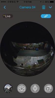 MSI SomeThings PANOCAM全景無線攝影機評測,支援縮時攝影、雙向語音 clip_image034