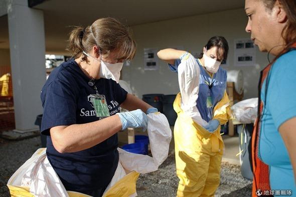 [早安! 地球] 使用治癒者血液 西班牙護士體內已無伊波拉病毒 aa8544481b799bdd
