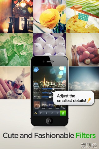 LINE 感動相機 LINE Camera 正式推出 iOS 版 2
