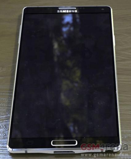 三星 Galaxy Note 4 規格流出,傳採用金屬邊框,9/3 IFA 揭曉! galaxy-note-4-4