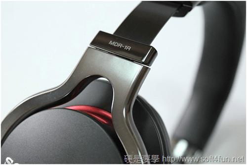 [開箱] 時尚質感 Sony MDR-1R 立體聲耳罩式耳機 image_3