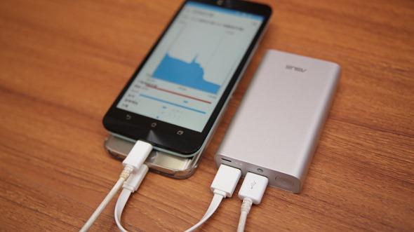 用它充電快2倍!華碩ZenPower Pro 10,050mAh 快充雙輸出行動電源評測 IMG_0438