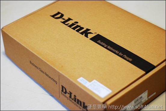 享受流暢網路的快感 D-Link DSR-1000N DSC_0003