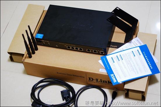 享受流暢網路的快感 D-Link DSR-1000N DSC_0006