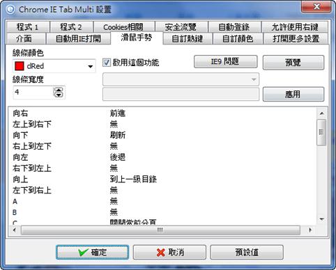 [Chrome] 號稱可以直接換掉 IE 的擴充套件 - Chrome IE Tab Multi Chrome-IE-Tab-Multi-04