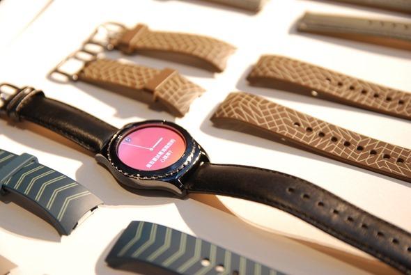 Samsung Gear S2 智慧手錶在台發表,圓形錶身打造經典美感 DSC_0035