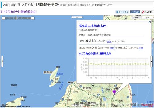 【硬站午報】對抗 Google+ Facebook 反擊、日本 Yahoo! 提供即時輻射情報、《暗黑破壞神3》9月底前封測有望 Yahoo-Japan-