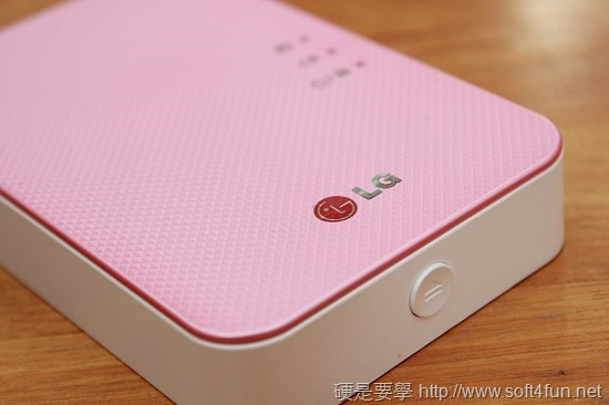 Pocket Photo 3.0 粉紅版口袋相印機,手機照片隨手印 clip_image003