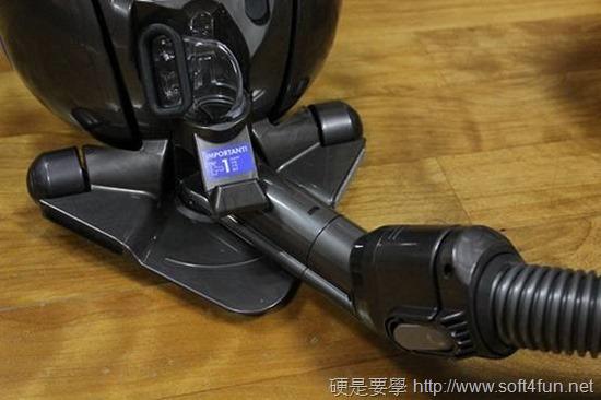 [開箱] 吸力永不衰退 Dyson DC46 圓筒式吸塵器 clip_image012