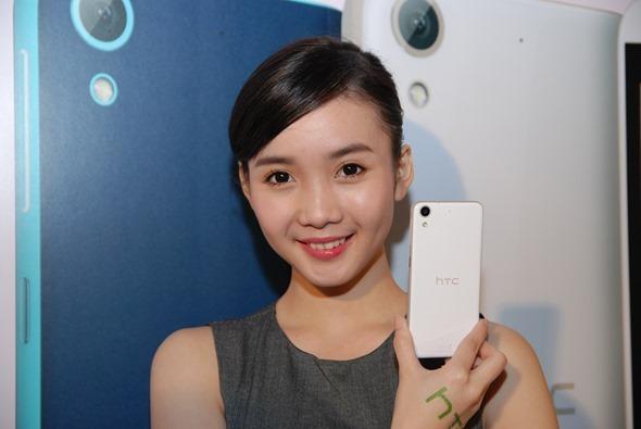 HTC 推出平價 4G 手機 Desire 626,5990 元雙色就是要給你情侶機 DSC_0011