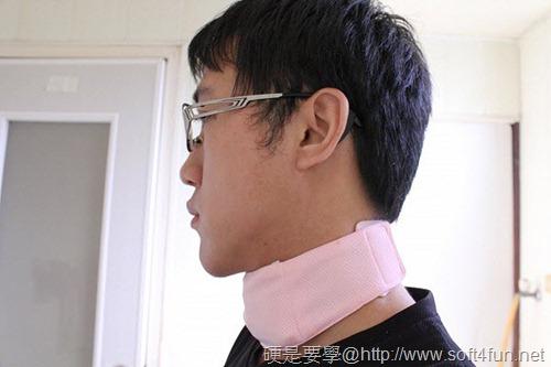 [開箱] 虹牌喉頸保暖巾:冬天喉嚨保暖兼保養的好物 IMG_1337