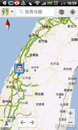 精選11款開車旅遊必裝App (Android) google02