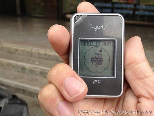 [開箱評測] GT-820 Pro 單車 GPS 旅遊紀錄器 clip_image0174
