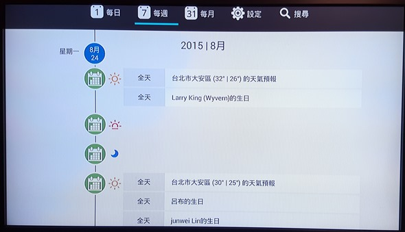 AGFUN BOX 重新打造智慧電視的操作體驗,看電視和玩遊戲一樣輕鬆有趣 20150823_224302
