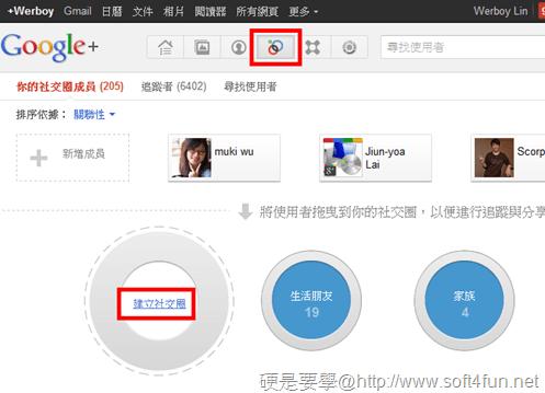 Google+ 終極圈人大法! 3秒把 Google+ 百大名人加入社交圈 circle-plus-01