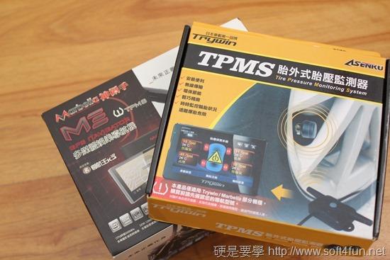 Marbella M3 導航機 + Trywin TMPS 無線胎壓監測器介紹 IMG_2960