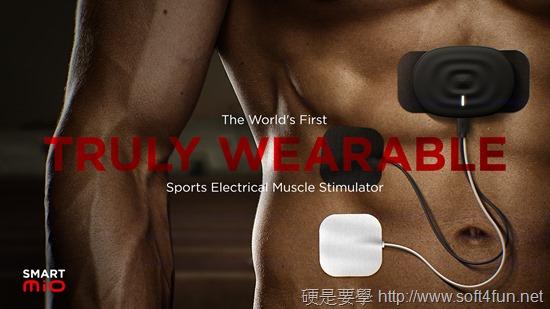 大突破!SmartMio運用穿戴裝置不用上健身房也能練肌肉 001