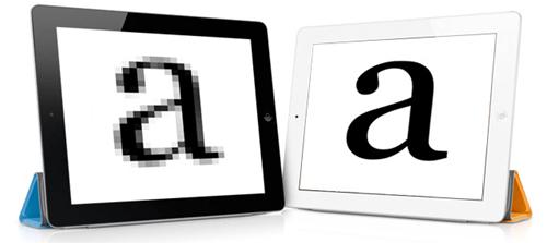 iPad 3 謠言大蒐錄,真假待會揭開亮相? retina-display