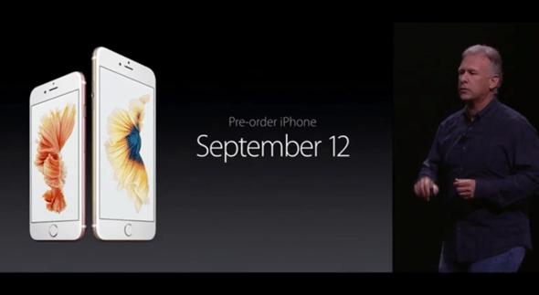 萬眾矚目 iPhone 6S 粉紅機亮相,全新3D Touch觸控、4K錄影、相機畫素升級 apple-event-111