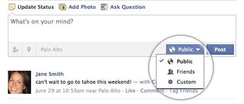 【硬站晚報】iPhone4 8G、iPhone5 最新消息、Facebook 再強化隱私設定、《蠟筆小新 Online》官方宣傳影片曝光 facebook2