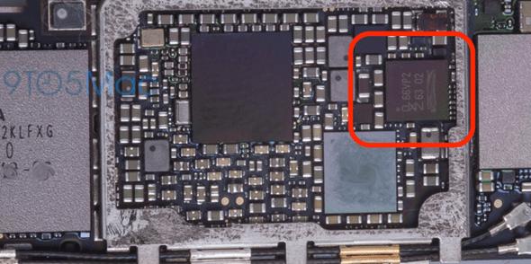 iPhone 6S 進一步消息曝光,NFC、儲存空間、電路板組件 nfcchip