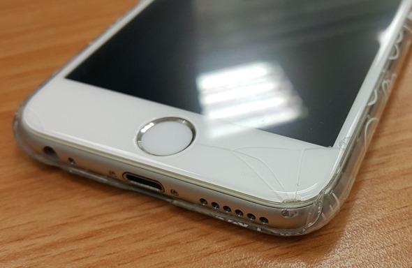 [推薦] iPhone 6/6 Plus 3D 滿版康寧9H鋼化玻璃保護貼 14248649873892937652_l