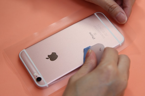 iPhone 6S/6S Plus 專屬3D滿版康寧強化玻璃保護貼+全機包膜開箱 IMG_9774_3