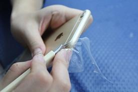 imos 我又來了!iPhone 6/6 Plus 全機包膜/保護貼施工 imosiphonecase14