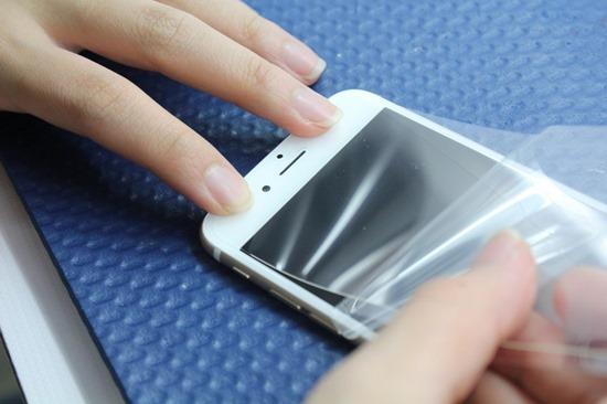 imos 我又來了!iPhone 6/6 Plus 全機包膜/保護貼施工 imosiphonecase43