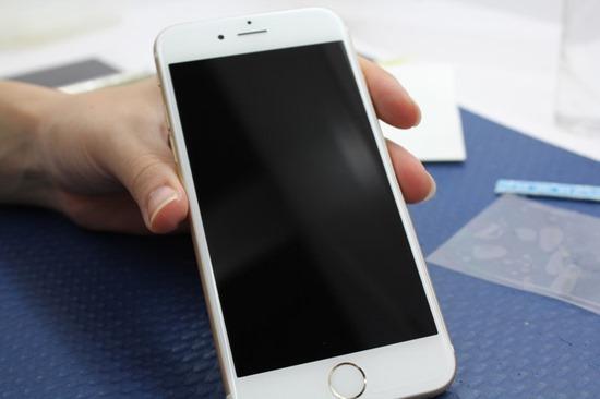 imos 我又來了!iPhone 6/6 Plus 全機包膜/保護貼施工 imosiphonecase45