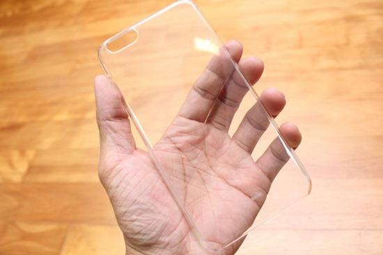 innerexile iPhone 6 Plus 自我修復保護殼 hydra plus,磨了一週竟無刮痕(透明色) iPhone6plus11