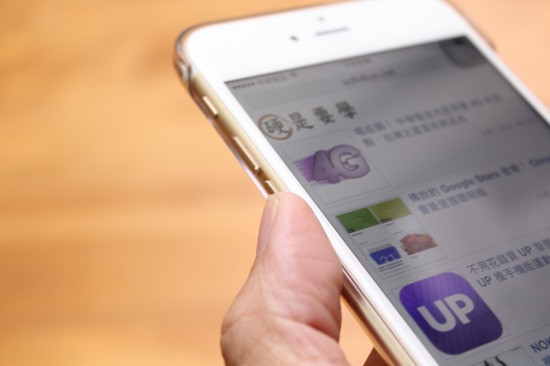 innerexile iPhone 6 Plus 自我修復保護殼 hydra plus,磨了一週竟無刮痕(透明色) iPhone6plus38