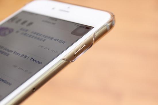 innerexile iPhone 6 Plus 自我修復保護殼 hydra plus,磨了一週竟無刮痕(透明色) iPhone6plus40