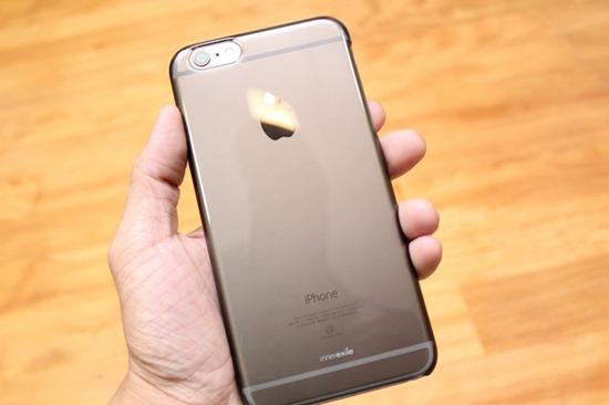 innerexile iPhone 6 Plus 自我修復保護殼 hydra plus,磨了一週竟無刮痕(透明色) iPhone6plus72