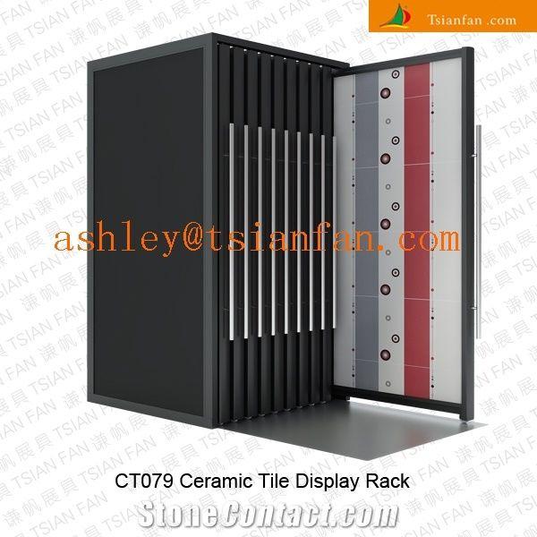 ceramics racks ceramic tile display