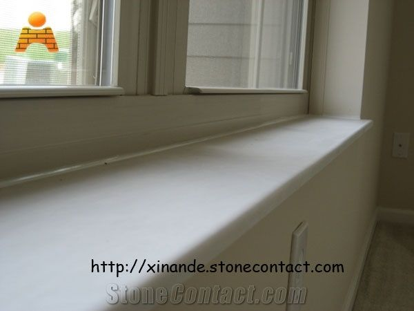 Stone Windows Sills White Marble From China