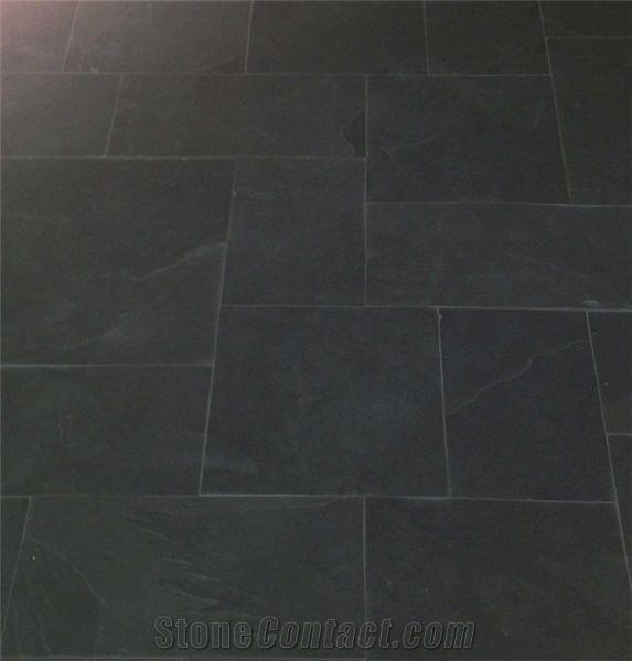 brazilian black slate montauk black