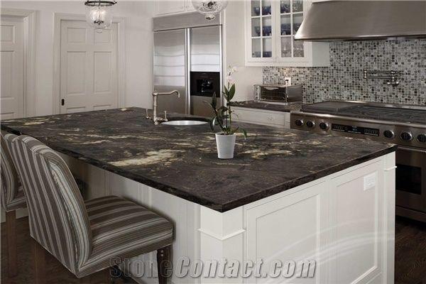 Titanium Granite Countertops - BSTCountertops