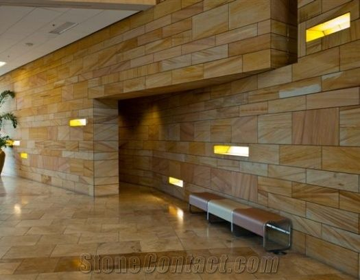 Sandstone Interior Wall Cladding From United States 276678