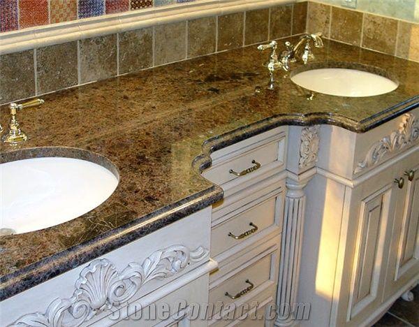 labrador antique granite vanity top