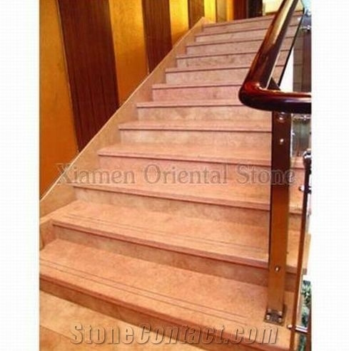 China Granite Outdoor Steps Staircase With Anti Slide Indoor Deck | Stone Treads For Outdoor Steps | Marble | Granite | Non Slip | Flagstone | Bluestone Treads