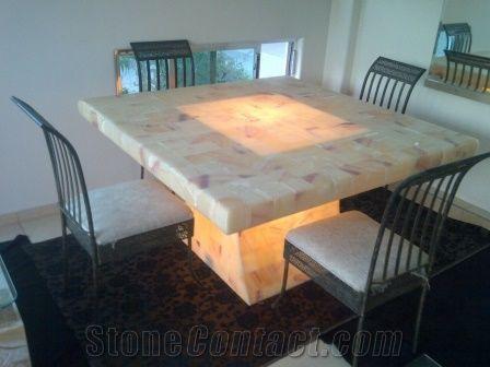 dining room set beige onyx furniture