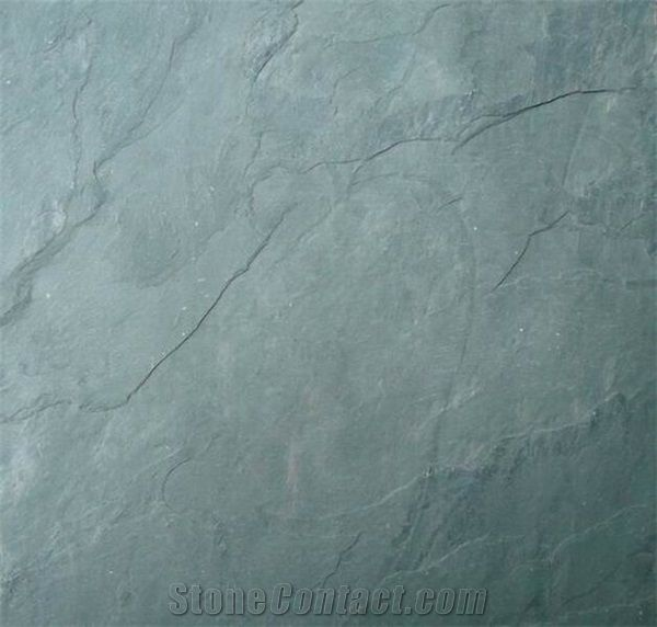 china green slate wall cladding tiles