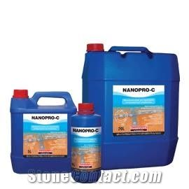 nanopro m natural stone sealer from